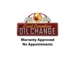Great Canadian Oil Change Pembina